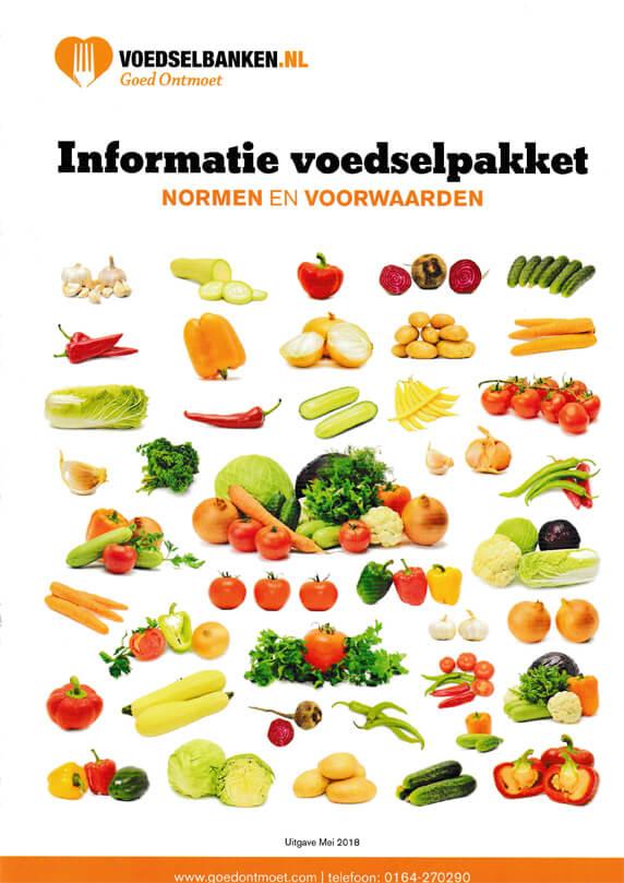 Informatie Voedselpakket - Goed Ontmoet
